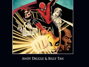 Lançamentos de junho: Coleções Marvel de Graphic Novels Salvat