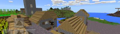 Kumpulan Seed Minecraft PE Lengkap