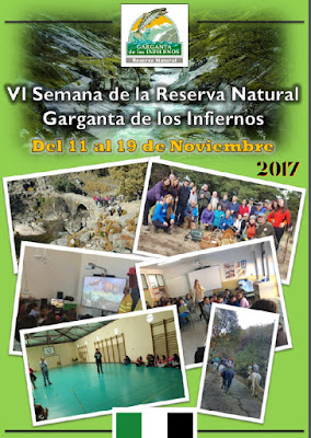 VI Semana de la Reserva Natural Garganta de los Infiernos (Valle del Jerte)
