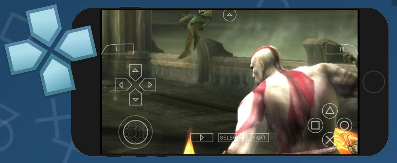 Play PSP PlayStation Games
