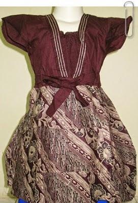Baju Batik Modern Jogja