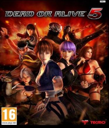 Dead or Alive 5 Last Round PC Español + 5 DLC Update 10