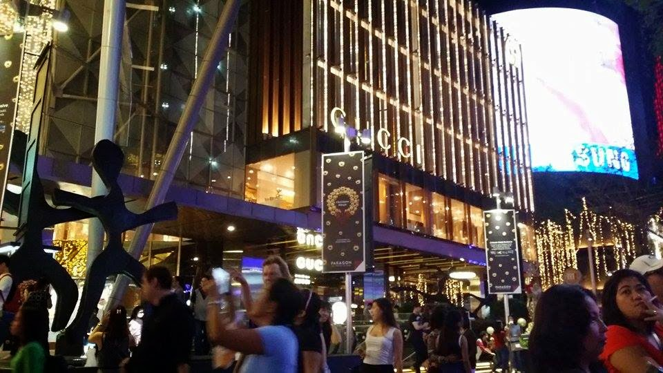 Paragon Mall Singapore