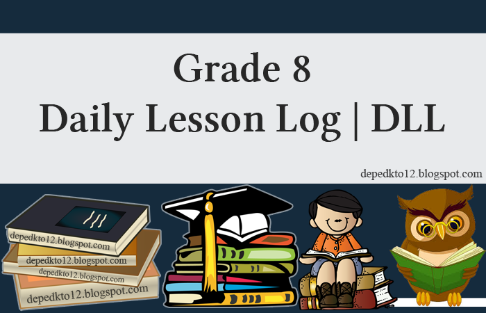 100 Updated 2018 Grade 8 Daily Lesson Log Grade 8 Dll