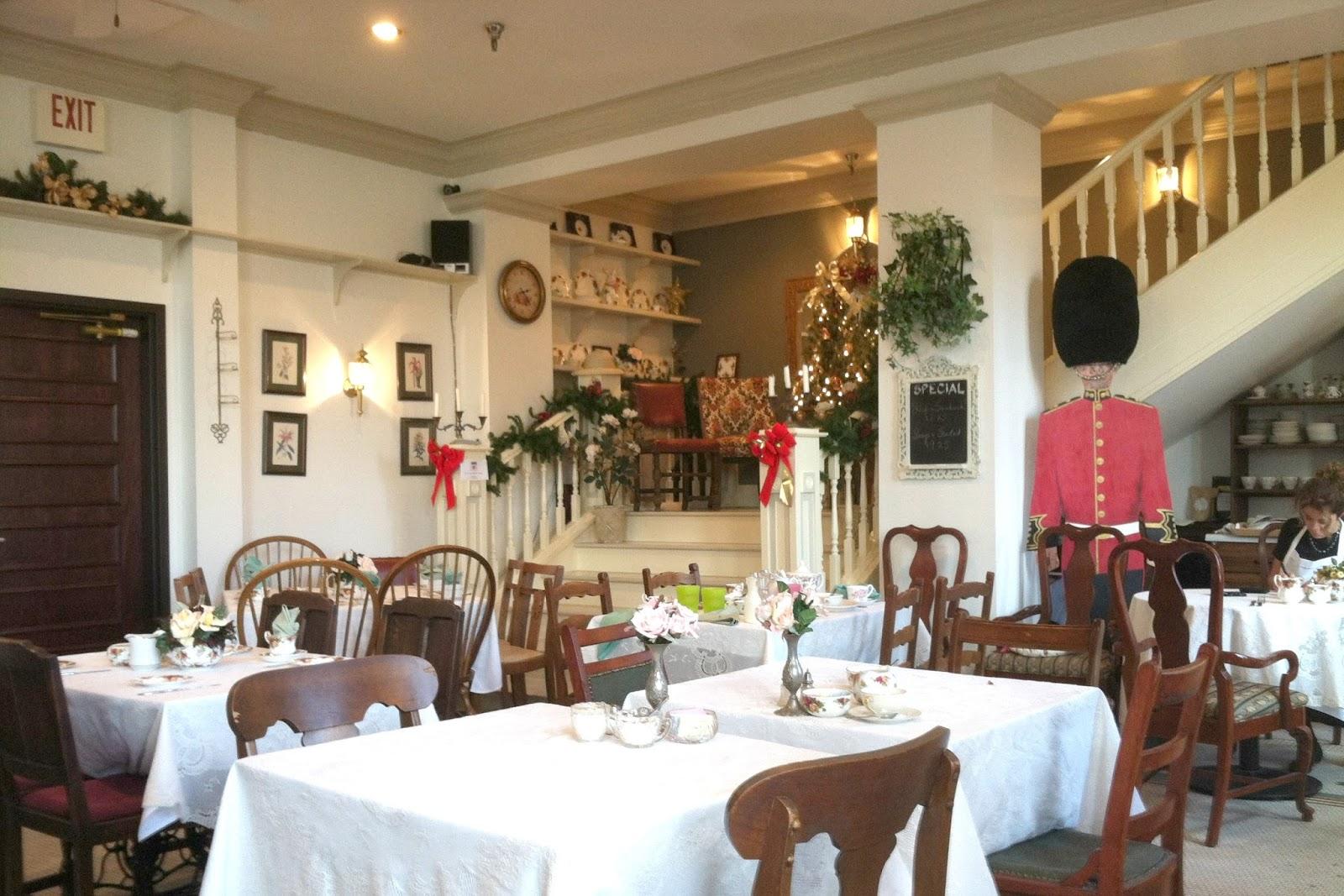Tea Room Chattanooga