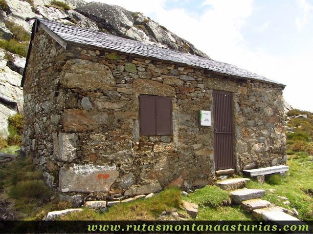Refugio Matanoso, Sanabria