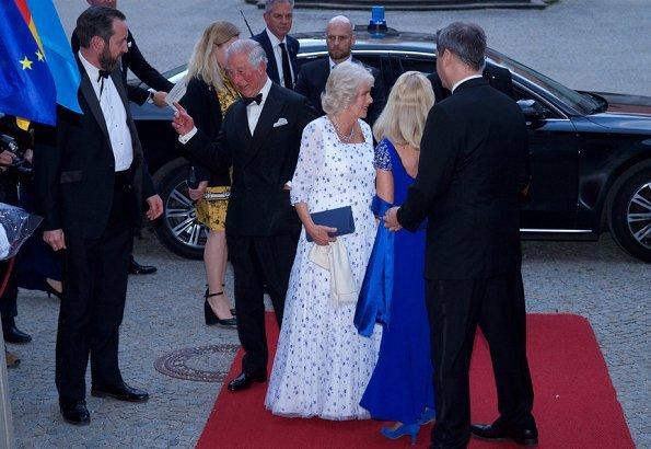 Dr Markus Söder, Minister-President of Bavaria, and Mrs Karin Baumüller-Söder