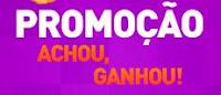 Promoção Achou Ganhou AmPm LATAM achouganhouampm.com.br