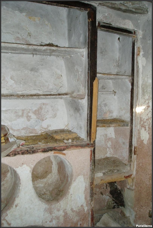 Villanueva De Las Tres Fuentes. Interior de una casa tradicional (2)