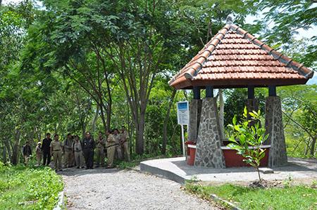 Wisata Hutan Taman Kota
