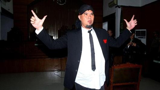 Viral Video Ahmad Dhani Kaitkan NU-PDIP dan Nasakom, Pengacara: Cerita Sejarah