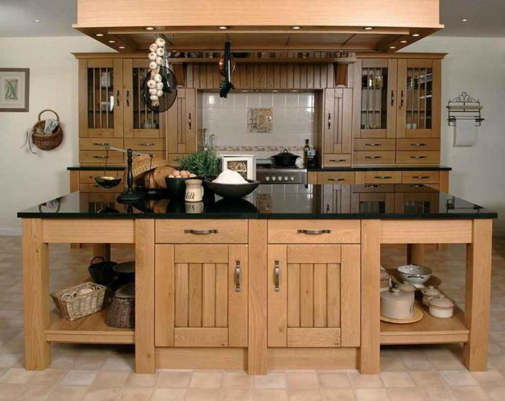kitchen set classic 4