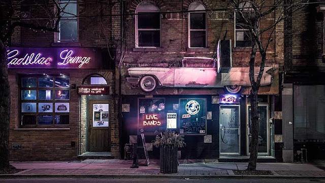 Radio Pléyades -  Noche en el Inferno