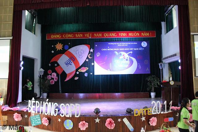 chương trình văn nghệ chào mừng 20 - 11 : Bệ phóng ước mơ