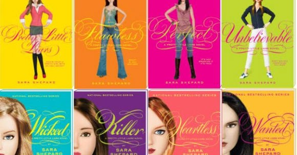 Pretty Little Liars Series Pdf