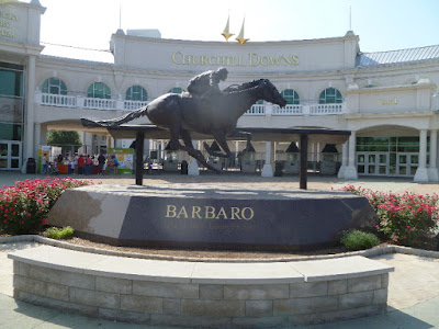 OurSuiteTime: Churchill Downs and the Kentucky Derby Museum