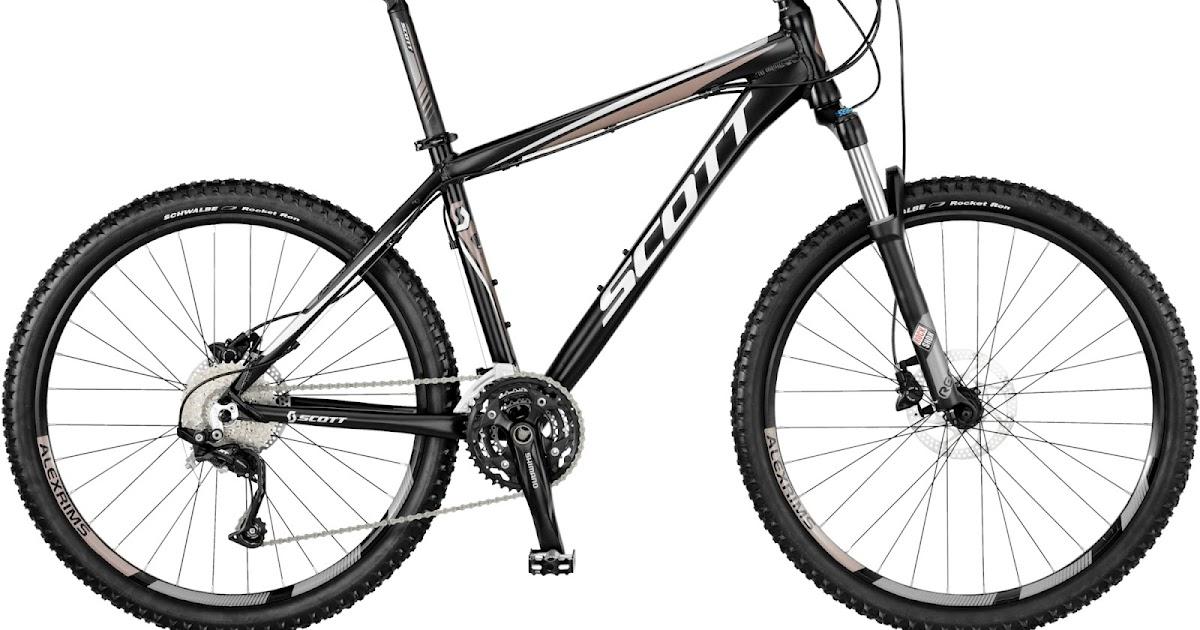 Todo-Bicicletas: Bicicleta Scott Aspect 10