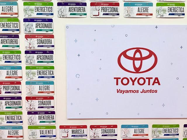 Toyota Vayamos Juntos - Juntos Somos Imparables campaign at LULAC 17 in San Antonio, Texas
