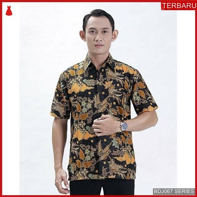 BDJ67K47 Kemeja Batik 0058 Terbaru BMGShop