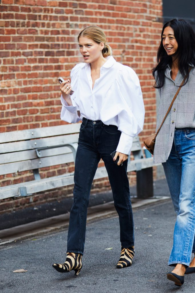 25 White Statement Blouses for a Head Start on Spring