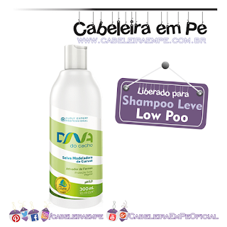 Seiva Modeladora de Curvas - DNA do Cacho - Salon Embelleze