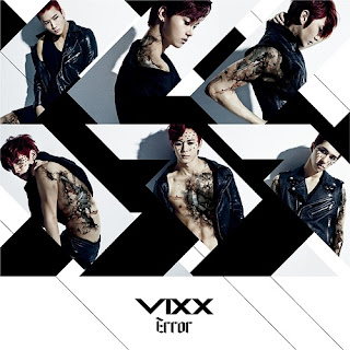 Vixx - Error Chinese Version Lyrics with Pinyin