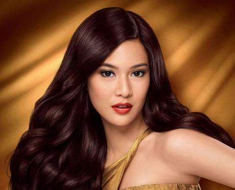 10 Model Rambut Artis Cantik Dian Sastrowardoyo Sangat Inspiratif ... 7c51e01412