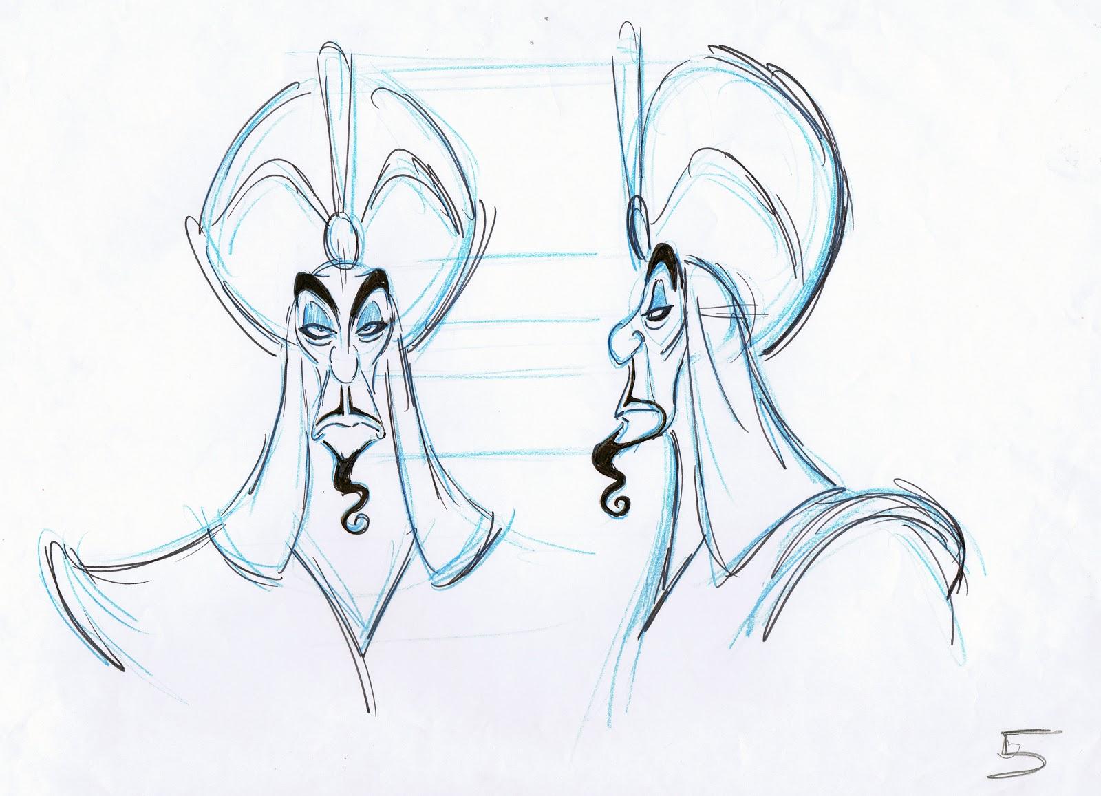 Deja View The Evolution Of Jafar
