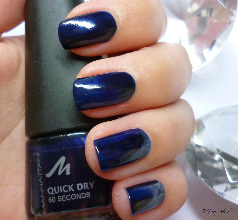 Nails] Manhattan Quick Dry 710T - TiaMel