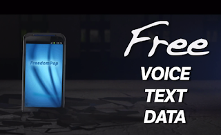 Freedompop Free Voice Text and Data