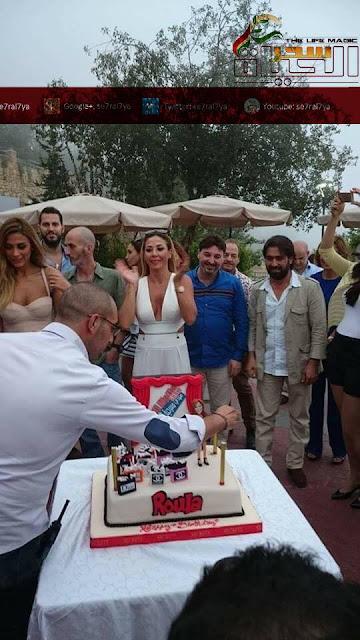 الفنان اللبناني مارون عساف عميل المافيا