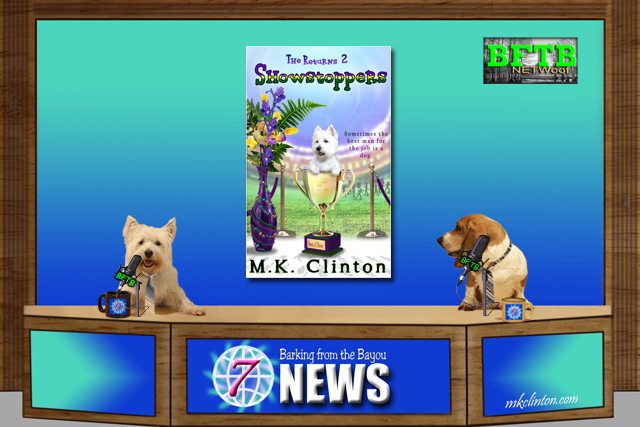 BFTB NETWoof News with dog reporters