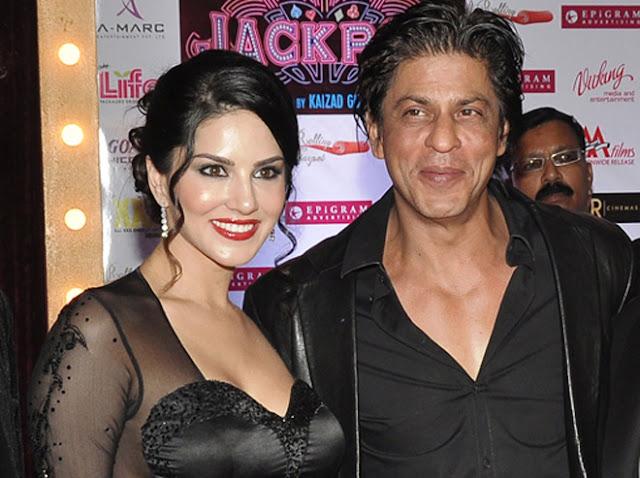 Sunny Leone dan Shah Rukh Khan Jadi Video yang Banyak di Lihat