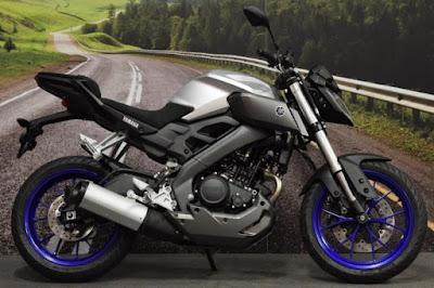 2016 Yamaha MT 125 ABS image