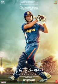 M.S. Dhoni: The Untold Story (2016) Hindi DVDScr 700MB