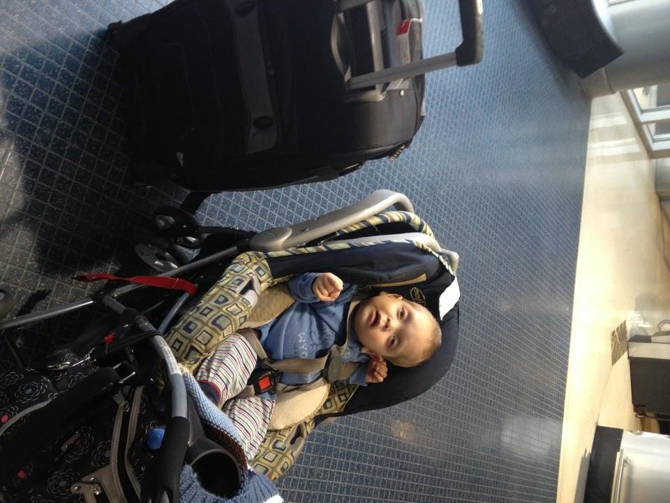 Bringing Henry Home: October 2012