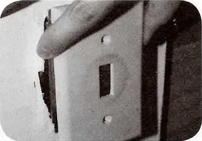 Instalaciones eléctricas residenciales - Colocando tapa del dimmer