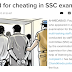 4 held for cheating in SSC MTS exam