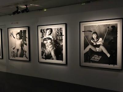 araki nobuyoshi kinbaku shibari bondage museo guimet paris