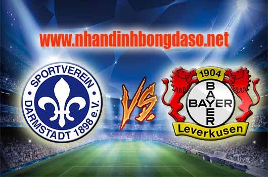 Nhận định bóng đá Darmstadt vs Bayer Leverkusen, 01h00 ngày 06/04