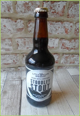 Stoodley Stout from Little Valley Brewery