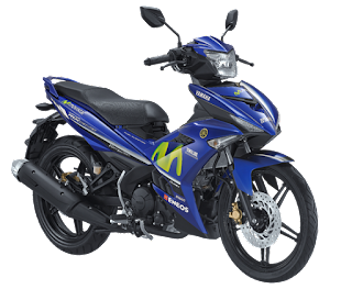 Yamaha MX King GP Movistar, Kredit Motor Yamaha GP Movistar