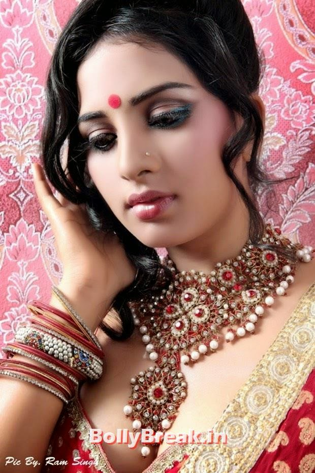 , Srushti Dange Hot Photos