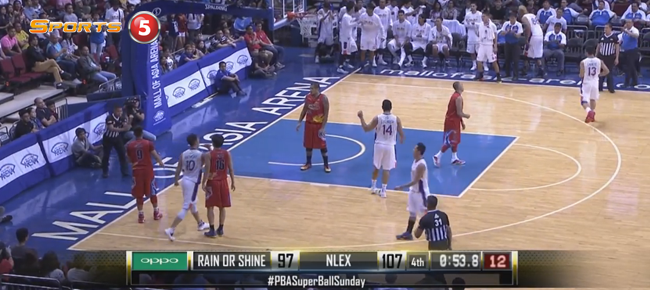 NLEX def. Rain or Shine, 111-99 (REPLAY VIDEO) September 4