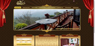 Thiết kế website khách sạn chuyên nghiệp - hiệu quả