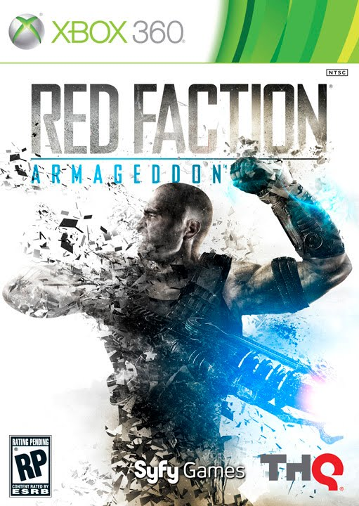 Red Faction Armageddon: Xbox 360 Download games grátis