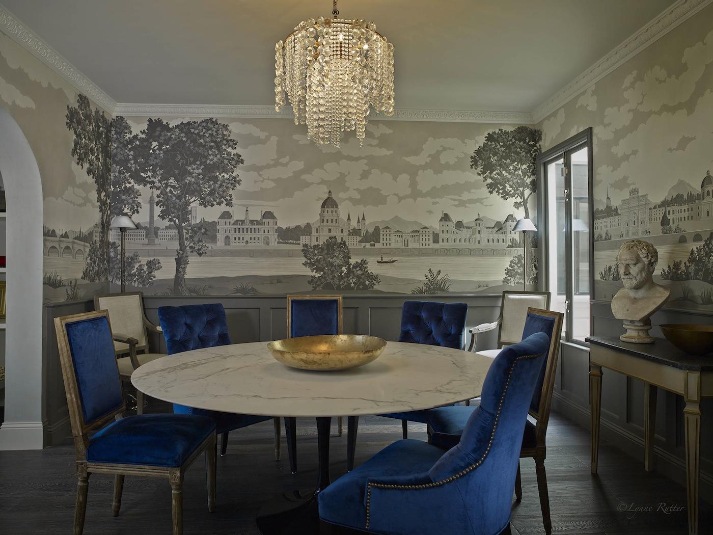 The Ornamentalist: Paris en Grisaille