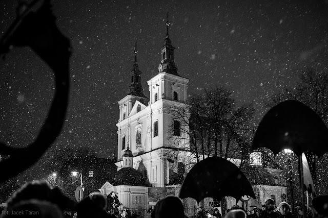 Czarny Prostest, strajk kobiet - Krakow 2018, fot. Jacek Taran