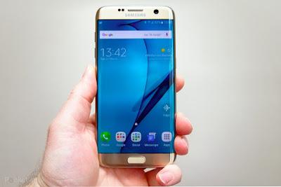phiên bản Samsung Galaxy S7 Edge cũ