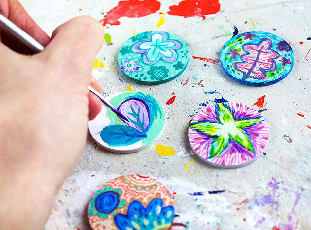 Can You Mix Acrylic Craft Paint With Water Based Sealer